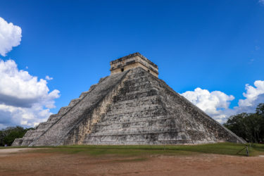 【メキシコ世界遺産】マヤ文明の遺跡|古代都市チチェン・イッツア