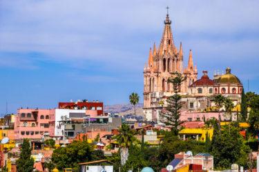 【メキシコ世界遺産】世界一美しい都市|サンミゲルデアジェンデ