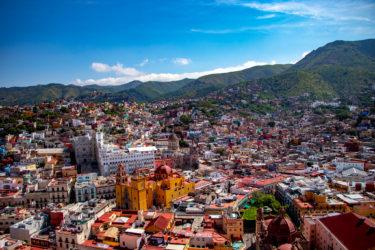 【メキシコ世界遺産】カラフルであらゆる場所がインスタ映え!?グアナファト歴史地区