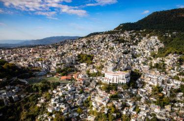 白く輝く銀の街|メキシコ タスコ